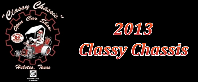 Classy Chassis 2013
